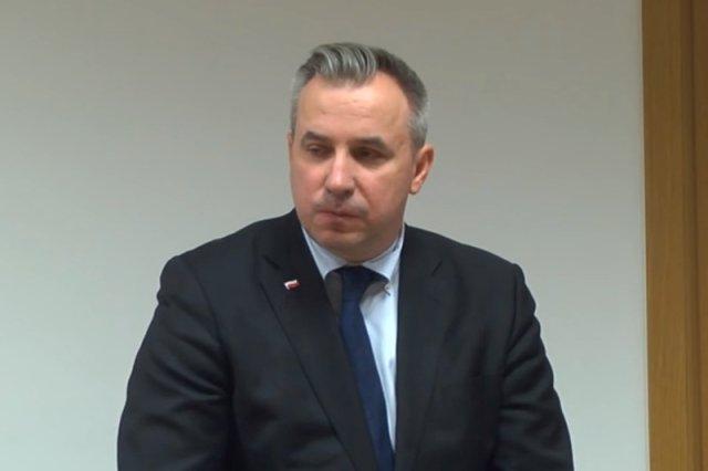 """Wojciech Sumliński zdaje się mieć skłonności do """"inspiracji"""" w genach."""