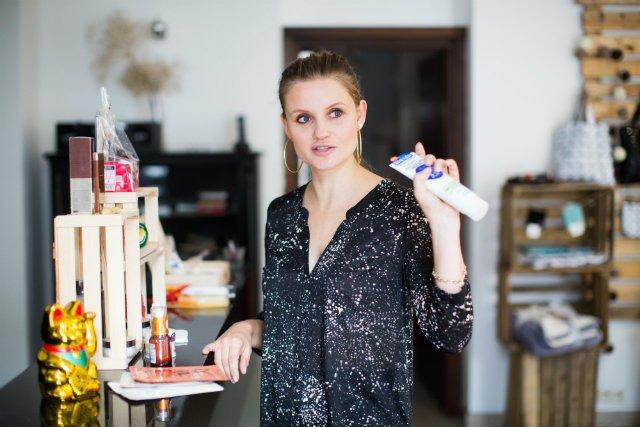 Dominika Szczechowicz na swoich warsztatach tłumaczy, jak dbają o siebie Japonki