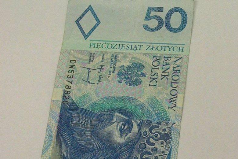Da się przeżyć miesiąc za 50 złotych?