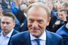 """Donald Tusk podczas wykładu w Warszawie nawiązał do serialu """"Gra o tron""""."""