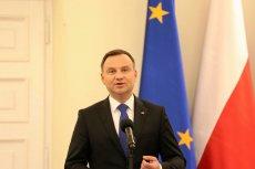 Prezydent Andrzej Duda proponuje w referendum konstytucyjnym dwa pytania dotyczące relacji z UE.