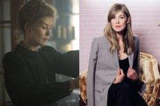 Rola Marii Skłodowskiej-Curie to kolejne wyzwanie w karierze 40-letniej Rosamund Pike
