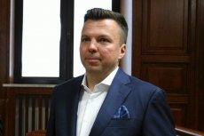 Kancelaria Prezydenta Andrzeja Duda uznała prywatny list Falenty jako wniosek o ułaskawienie.