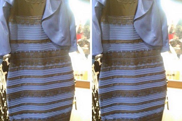 Internet oszalał na punkcie tej sukienki. Raz jest niebieska i czarna, raz złota i biała. O co chodzi?