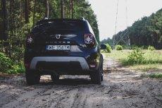 Dacia Duster świetnie radzi sobie poza asfaltem.