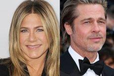 Brad Pitt i Jennifer Aniston na gali SAG Awards. Spekuluje się, że aktorzy znowu są razem.