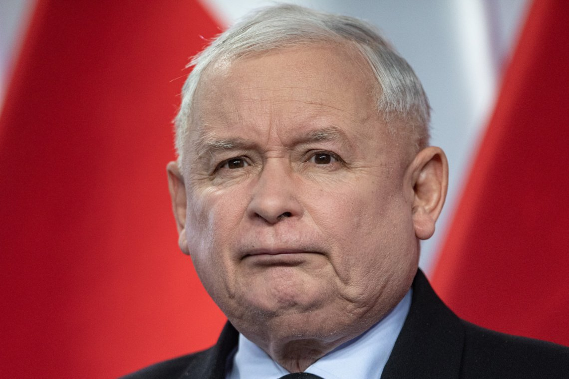 – Otrzymaliśmy dużo, ale zasługujemy na więcej. Musimy doprowadzić do tego, aby nikt w Polsce nie miał wątpliwości, że to co robimy jest dobre – zapowiedział Jarosław Kaczyński.