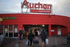 """Auchan wprowadzi """"godziny ciszy"""" we wszystkich marketach."""