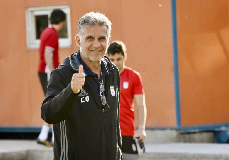 Carlos Queiroz już drugi z rzędu zaprowadził reprezentację Iranu na mundial.
