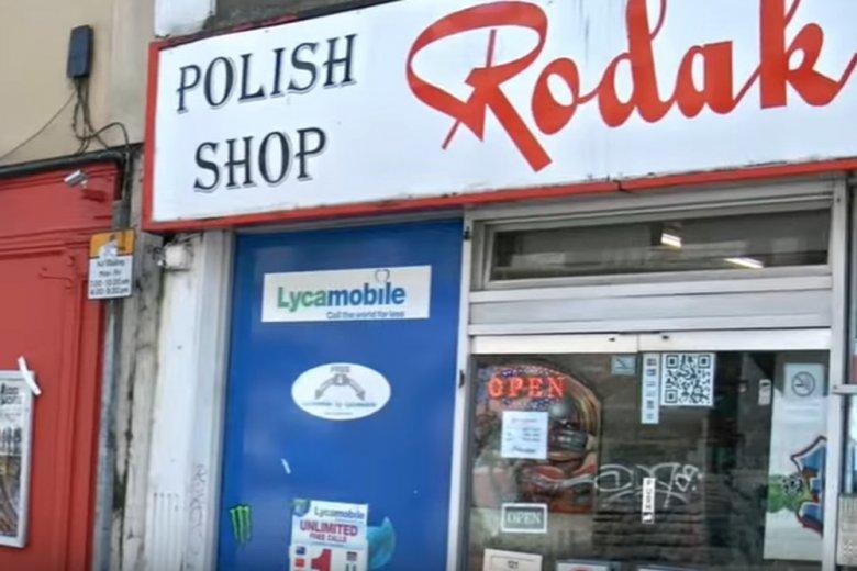 Czy polskie sklepy na Wyspach czeka upadek?