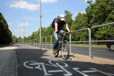 Rower nie hamuje w miejscu, warto się czasami rozejrzeć.
