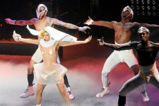 Występ Lady Gagi w gdańsko-spockiej Ergo Arenie w 2010 roku
