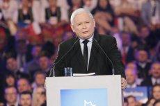 Jarosław Kaczyński mówił o państwie narodowym.
