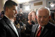 Janusz Palikot i Leszek Miller brutalnie walczą o wynik w wyborach do Parlamentu Europejskiego