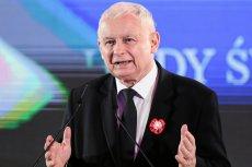 Partia Jarosława Kaczyńskiego jako jedyna zanotowała wzrost w sondażu IBRiS.