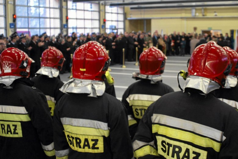 Strażacy ochotnicy nie chcą uchodźców w remizach. Ale wygląda na to, że nikt nie planuje ich tam ulokować