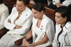 Kobiety nie ukrywały niezadowolenia i ironii podczas orędzia Trumpa