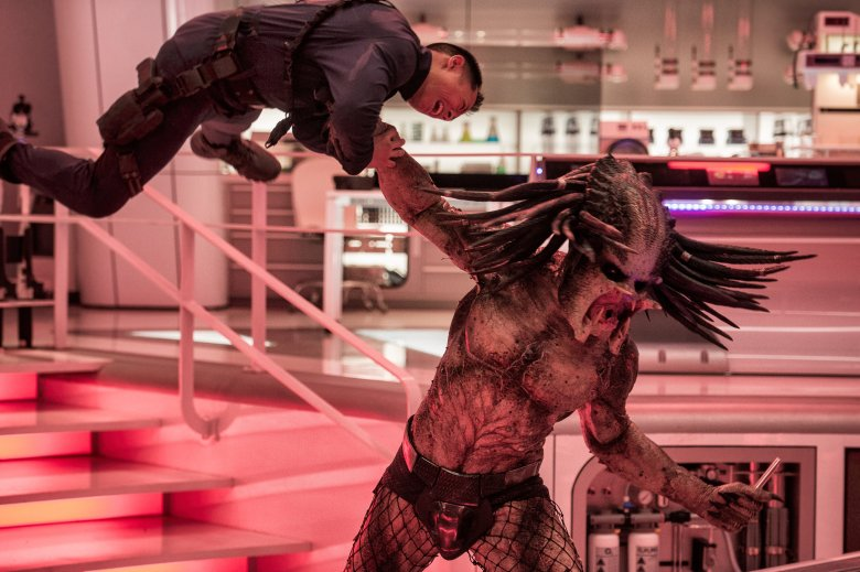 """""""Predator"""" to kolejny film aktorski, który będziemy mogli zobaczyć z polskim dubbingiem"""
