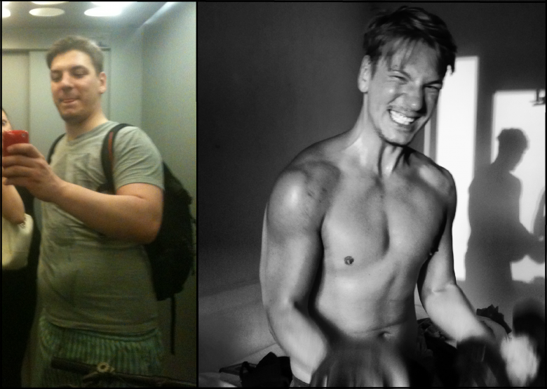 110 kilogramów na lewo i 93 kilo na prawo.