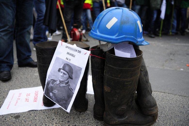 Polacy murem stoją za górnikami i popierają ich w konflikcie z rządem Ewy Kopacz