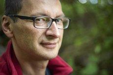Rafał Piotr Szymański przeprosił za ostry komentarz na Facebooku.