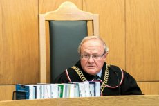 Wiceprezes Trybunału Konstytucyjnego Stanisław Biernat