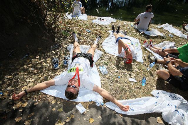 Maraton Warszawski, 28 września 2011 r.