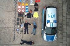 W Tetris Challenge wzięła udział również polska policja