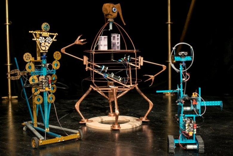 Bajka Robot