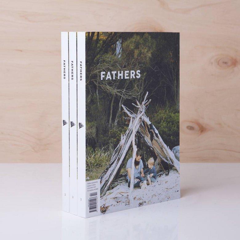 "Magazyn ""Fathers"" - piękny i dobry"