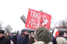 Biały Marsz przeszedł ulicami Poznania.