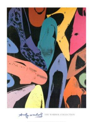 Andy Warhol - Diamond Dust Shoes