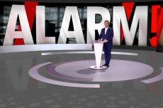 """Program """"Alarm!"""" jest emitowany w porze najlepszej oglądalności TVP"""