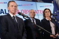 """Prof. Grodzki zapytany o wybory prezydenckie przez """"Rzeczpospolitą"""" odpowiedział, że ma dużo pracy w Senacie."""