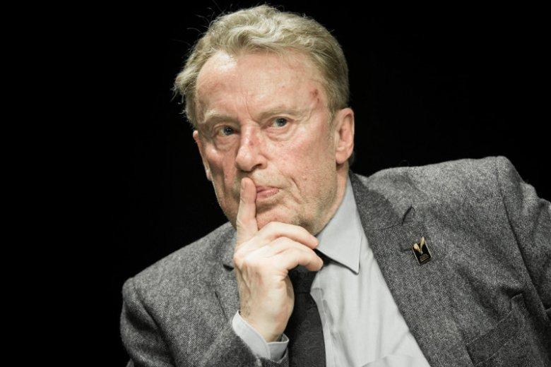 Olbrychski jest znany ze swojej niechęci wobec PiS.