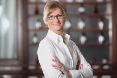 Mariola Belina - Prażmowska, wiceprezes ds. rozwoju i relacji inwestorskich firmy Pelion