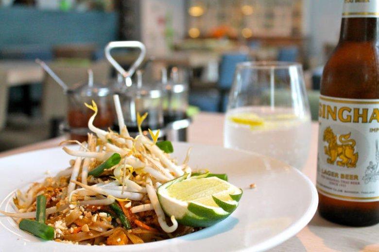 Pad Thai - moja ulubiona potrawa smakuje tu wyjątkowo!