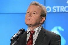 Janusz Wojciechowski w KE miałby zajmować się sprawami związanymi z rolnictwem.
