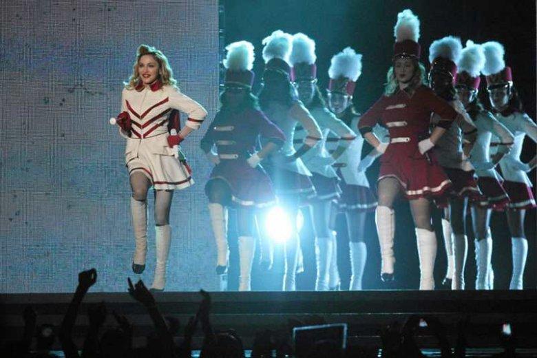 Madonna na Stadionie Narodowym w Warszawie, 1 sierpnia 2012 r.