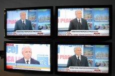 Wyobrażacie sobie takie same paski we wszystkich stacjach telewizyjnych?