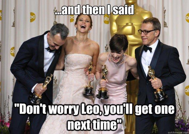 Oscar dla di Caprio zakończył złotą erę w historii memów
