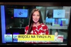 Dziennikarka TVN24 skompromitowała się, mówiąc o hat-triku Cristiano Ronaldo.