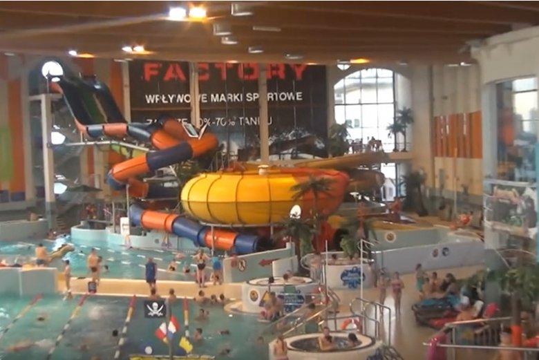 W Polsce już jest bardzo dużo Aquaparków i powstaje ich coraz więcej. Tu, w Krakowie.