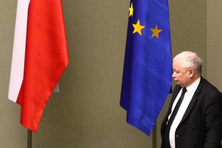 Kaczyński o Tusku.