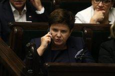 Przewodniczący Prawa i Sprawiedliwości wezwał do siebie premier Beatę Szydło. Kazał jej tłumaczyć się z reakcji na aferę billboardową.