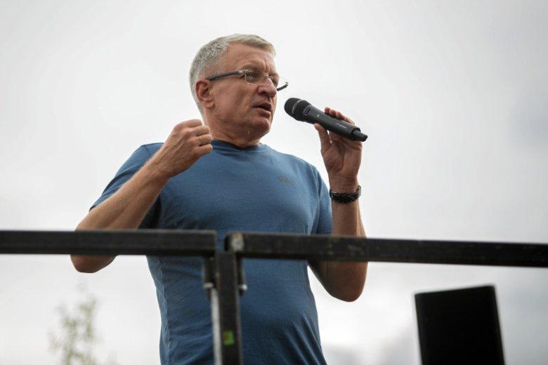Chyba nikt z opozycji nie ma takiego komfortu wyborczego jak Jacek Jaśkowiak.