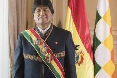 Evo Morales rządził Boliwią od 2006 roku. Ogłosił rezygnację po fali protestów.