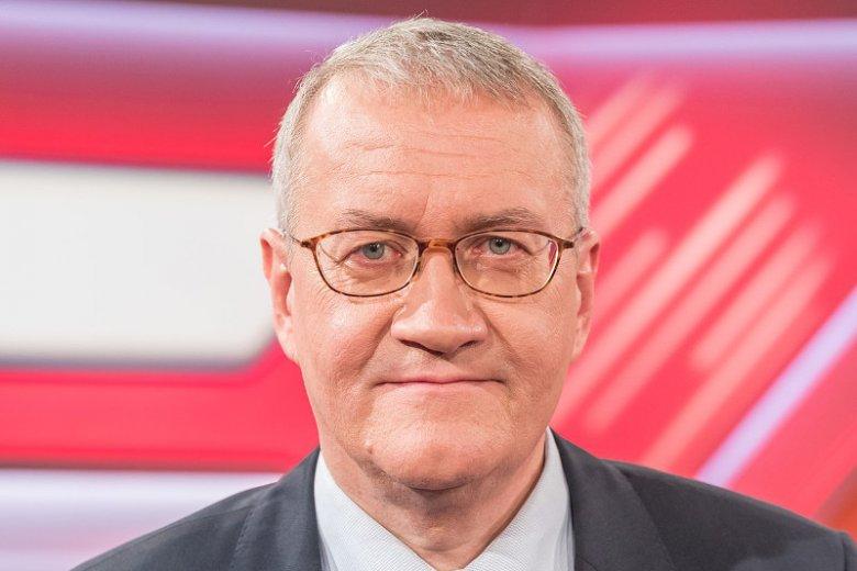 Matthias Katsch stoi na czele międzynarodowej organizacji Stop Nadużyciom Kleru