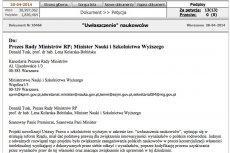 Screen ze strony petycje.pl