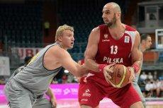Kuriozalna porażka polskich koszykarzy w meczu z Ukrainą. Prowadzili jeszcze osiem sekund przed końcem.